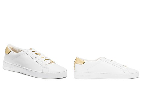 MICHAEL Michael Kors Lace Up Sneakers - Irving - Bloomingdale's_2